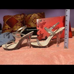 Stripper heels, size 9